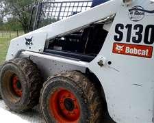 Bobcat S 130 Semi Nueva