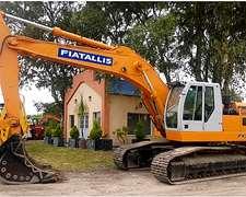 Excavadora Fiat Allis 2003 – 2m3