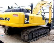 Excavadora Komatsu Pc 300-7 Lc