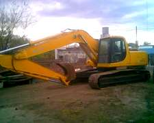 Excavadora Komatsu Pc220 - Muy Buen Estado