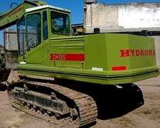 Id.180-excavadora Hydromac H 95