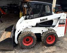 Minicargadora Bobcat S 150