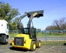 Minicargadora New Holland L 218 Nueva