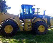 Pala Cargadora Caterpillar 980 G Serie Ll