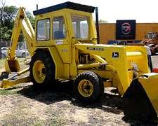 Pala Y Retro John Deere 510c