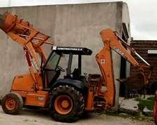 Retroexcavadora Case 580l Usada
