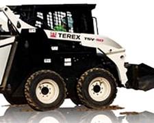 Terex Mini Cargador Frontal V200s 50hp