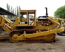 Topadora Cat D8 K