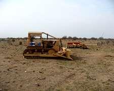 Topadora Caterpillar D7 Mod78