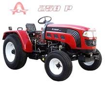 Tractor Parquero Hanomag 300 P