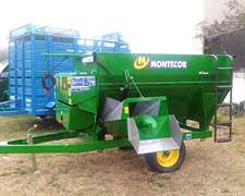 Mixer 3m3 Montecor Disponible