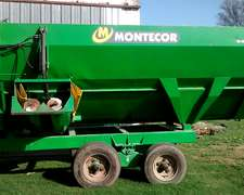 Mixer Montecor 10mts Balancin 2011