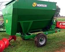 Mixer Montecor 5,5 M3 Seminuevo