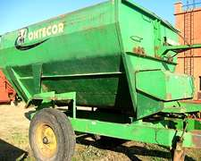 Mixer Usado Montecor 7,5 Mts3