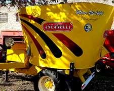 Mixer Vertical Ascanelli Rs 1600-14m3 Muy Buen Estado