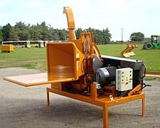 Moledora Chipeadora A Motor Trifacico
