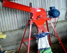 Moledora De Granos Con Motor Eléctrico