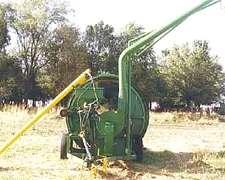 Moledora De Rollo Y Grano Con Noria O Turbina