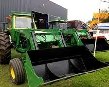 Cargadores Frontales Adaptable A Todo Tipo De Tractor