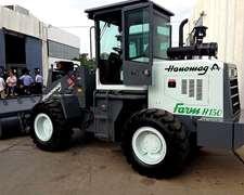 Pala Cargadora Hanomag Farm H150 1.5 Mt3