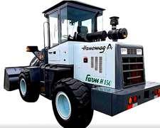Pala Cargadora Hanomag H-150