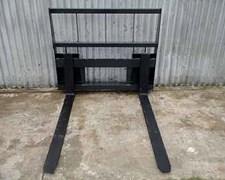 Porta Pallets Para Pala Frontal, Bobcat O Similar