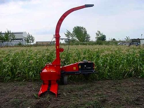 Picadora De 1 Surco De Maiz Implemento Tractor