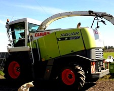 Claas, Jaguar 870 Con Ru 450 Con Direct Disc 520