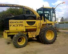 Picadora De Forrajes New Holland Fx375