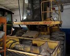 Picadora New Holland 1900 Reparada