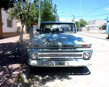 Chevrolet Apache Modelo 1965 Gnc