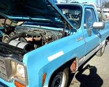 Chevrolet, C10,diesel Deutz Usada, 1978