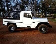 Jeep 4x4 Con Motor Falcon Excelente