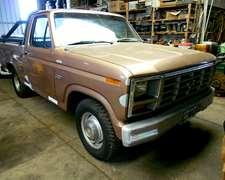Pickup Ford F-100 1987 Diesel