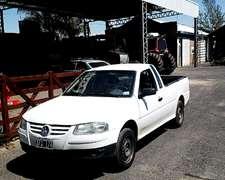 Pik Up Vw Saveiro, Diesel,aa,vigia 140000 Km Mb Cignoli Hnos
