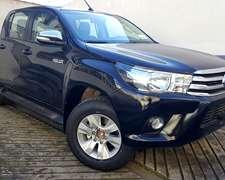 Toyota Hilux C/d 4x2 Srv 2.8 Tdi 6mt