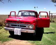 Vendo F100 De 1961