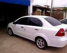 Urgente Vendo / Permuto Aveo G3 L T 2012 Full Pack Elect.