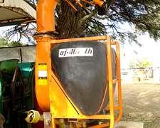 Fumigador Jacto Aj 401 Lh A Turbina De Humo P/ 3 Puntos