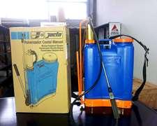 Fumigador Pulverizador Manual Jacto