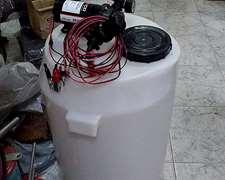 Minifumigador M G Para 12 Volts De 120 Litros Bomba Usa