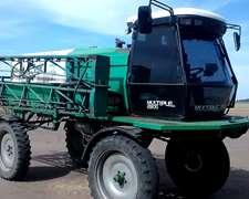 Pulverizadora Automotriz Metalfor Multiple 2800