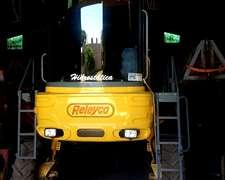 Pulverizadora Releyco Hidrostatica 2800