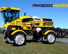 Pulverizadora Releyco Rm3000 Hidrostática