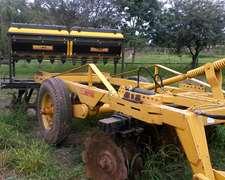 Rastra Tiro Excentrico Modelo Rex 90 Dan Car