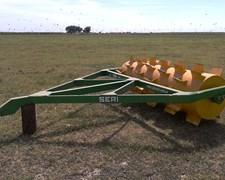 Rolo Aireador De Pasturas