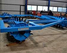 Rolo Ganadero Y Aireador De Pasturas Amg Metalurgica Acosta
