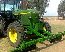 Rolo Pisa Palos Para Tractor John Deere 4455