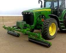 Rolo Pisa Palos Para Tractor John Deere 8320