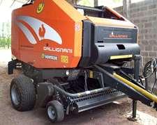 Rotoenfardadora Gallignani Mg V6 Industry